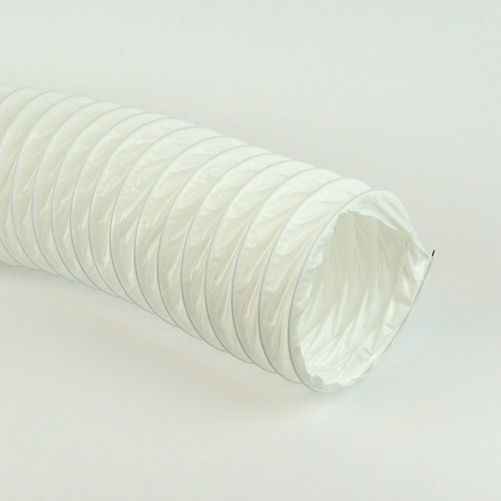 Ny Slange for aftræk til emhætter og tørretumbler Ø 92 mm IO91